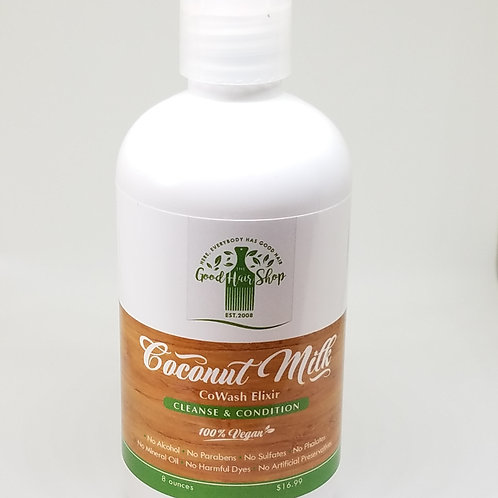 Coconut Milk Co Wash Conditioner