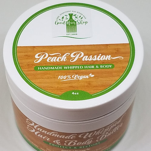 Peach Passion Whipped Hair & Body Butter