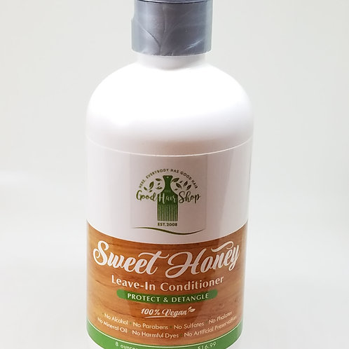 Sweet Honey Leave In Conditioner