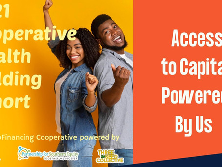 $3500 Redistributed to 10 Black Owned Businesses, Powered by The Ke'nekt Cooperative