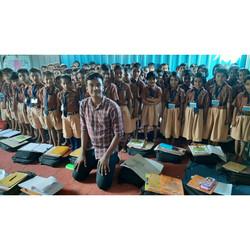 UN Sustainability Development Program. (School Visit)