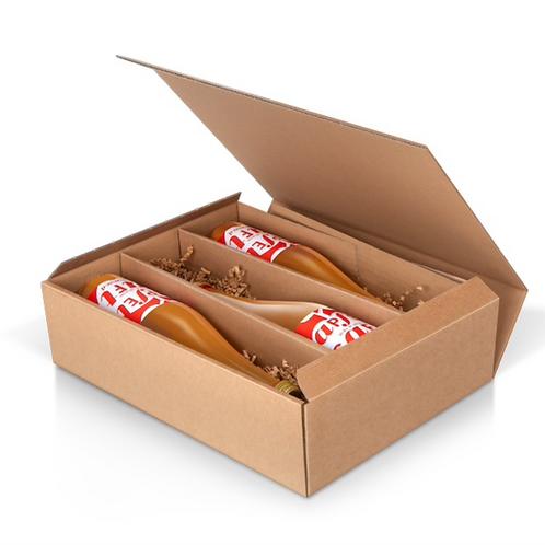 Geschenkbox (3x75cl)