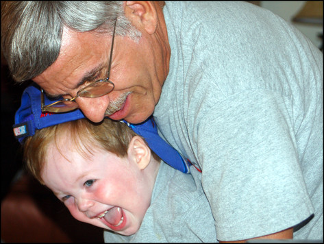 Ephram and grandfather