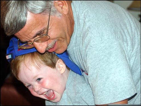 Ephram and grandfather