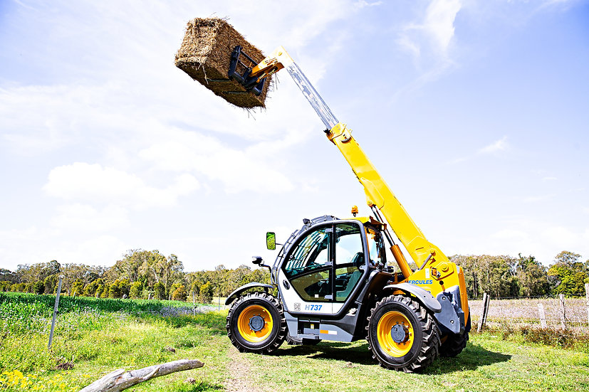 NEW 2020 Hercules H737 Telescopic Handler