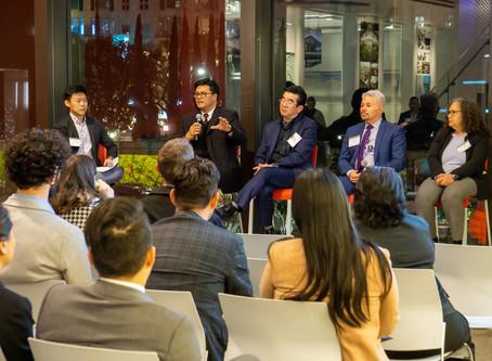 LA Sustainability Leaders Panel