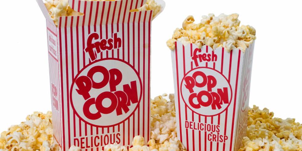 Jesus, REAL, Worship, and Popcorn