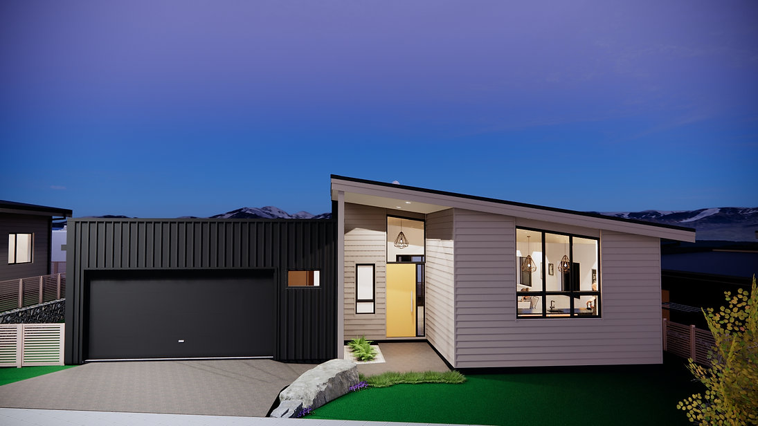 Clearview, Wanaka, House and Land Package
