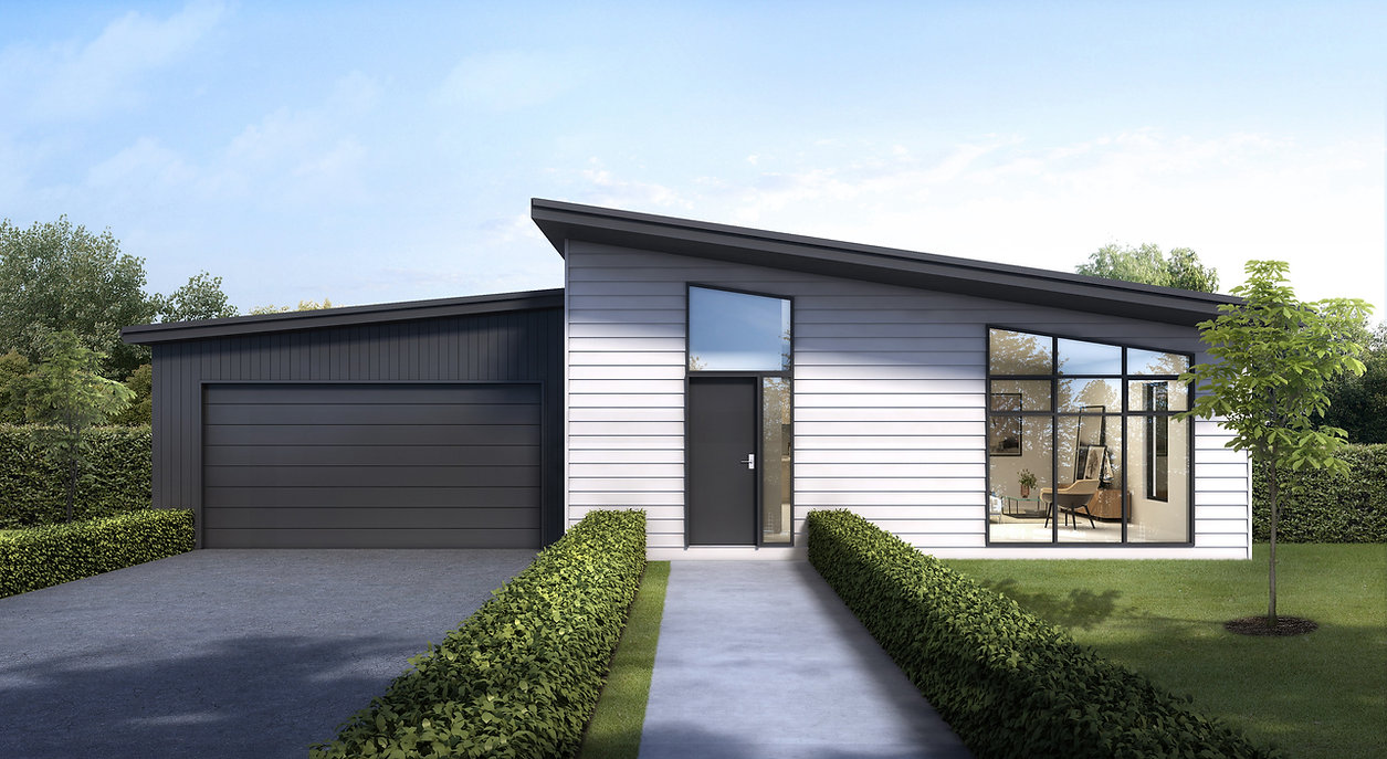 3-8500 Clearview New Home Facade SNZ5562