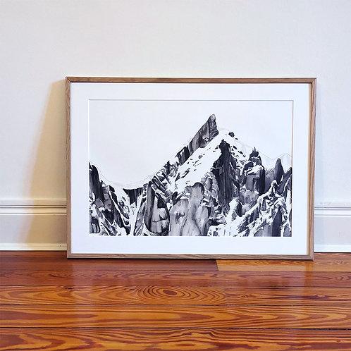Le Mont Maudit