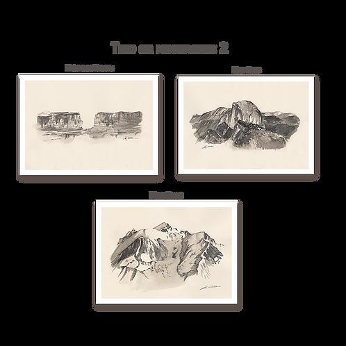 Trio de Montagnes #2