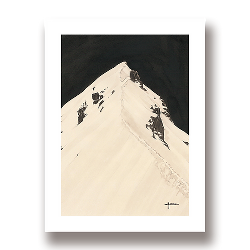 Black Sky #1 - Tirage d'Art