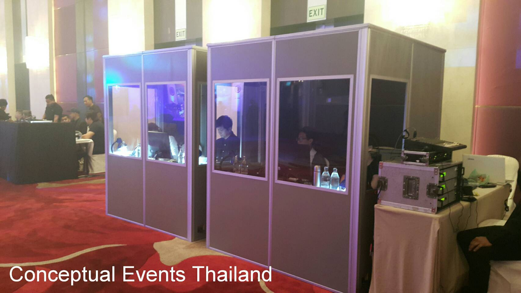 Translation Booth