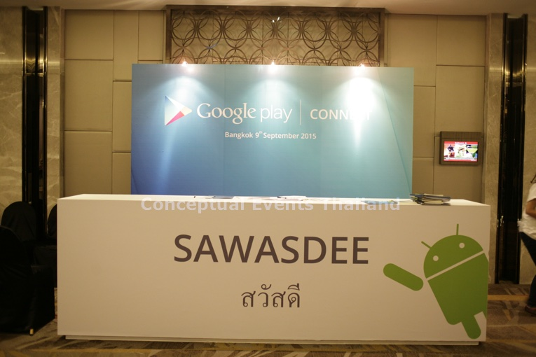Google Connects Event Thailand