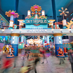 Skytropolis - Resort World Genting