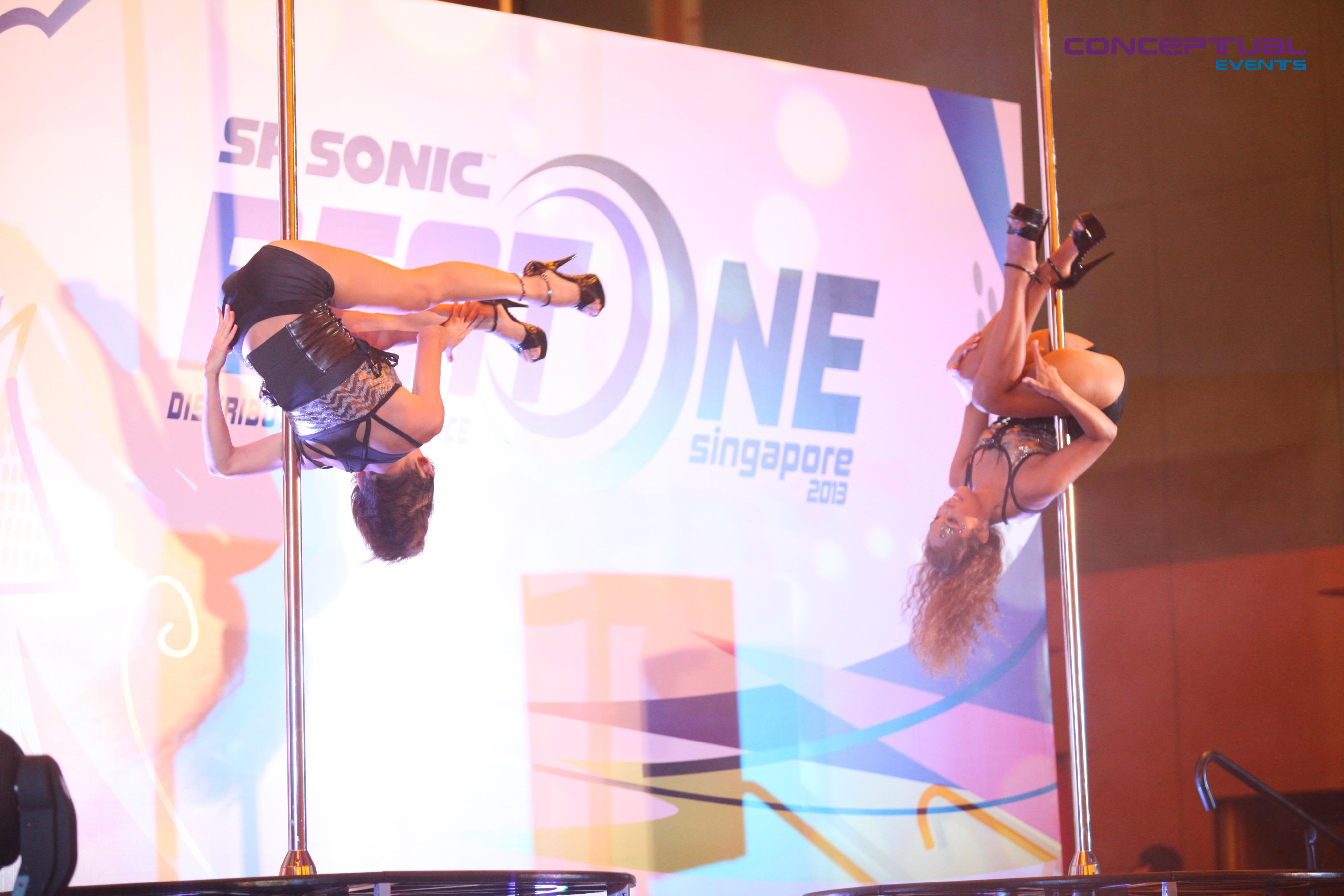 Exide Sonic Event in Singapore