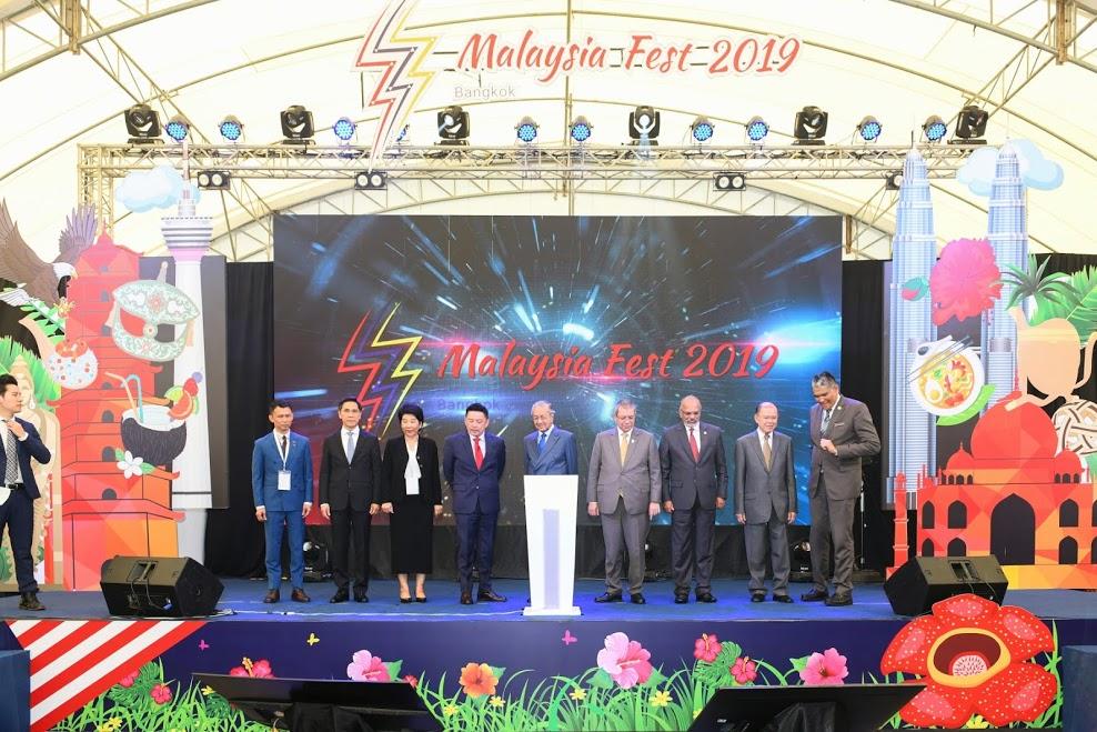 Malaysia Fest 2019 Bangkok