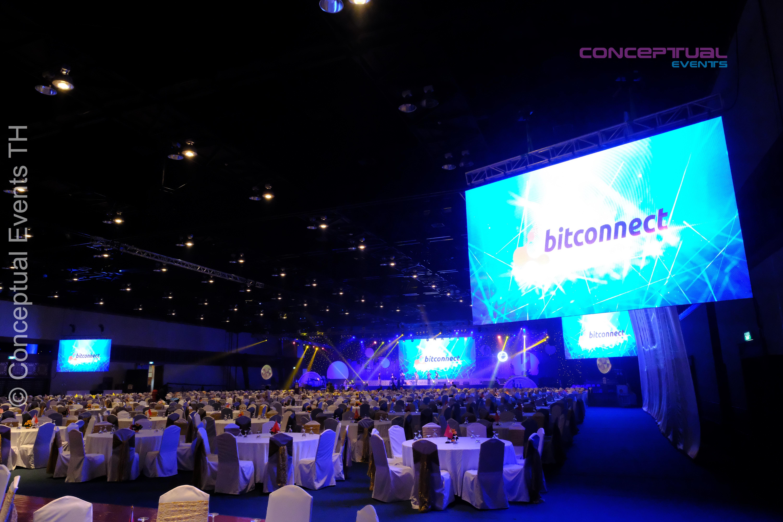 BitConnect Annual Ceremony 2017