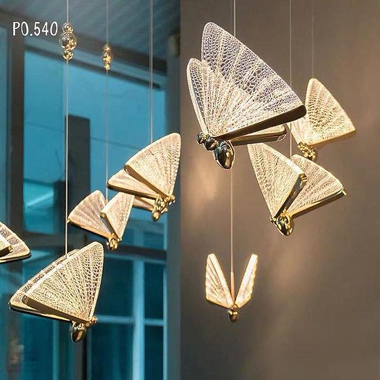 Roshan Hanging Lamp (PO540)
