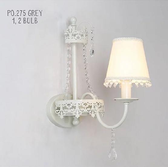 Shabby Chic Wall Lamp Stoya (PO275)