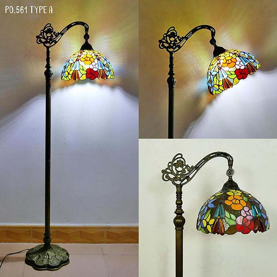 Malda Standing Lamp (PO561)