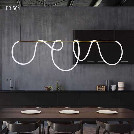 Rope Chandelier (PO564)