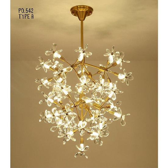Hadeel Hanging Lamp (PO542A)