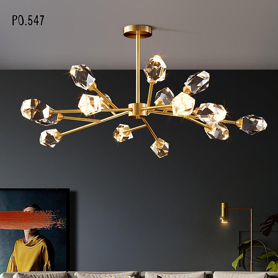 Lakeesha Hanging Lamp (PO547)