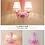 Thumbnail: Shabby Chic Wall Lamp Stoya (PO275)