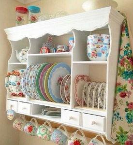 Konsep Rumah Gaya Shabby Chic Dekorasi Kamar Dan Dapur