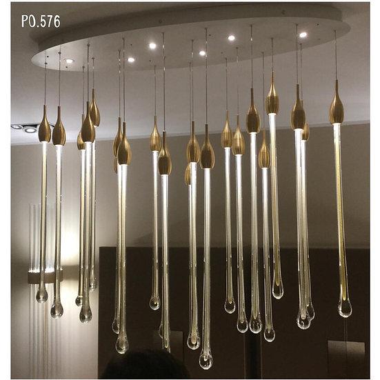 Dyvette Hanging Lamp (PO576)