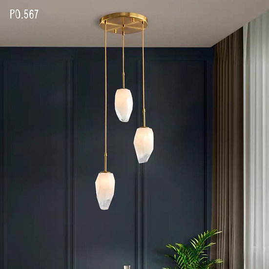 Gylda Hanging Lamp (PO567)