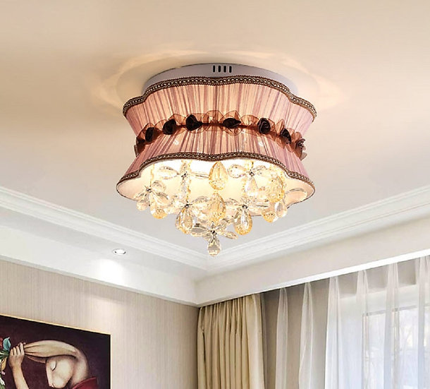 Ursulina Ceiling Lamp (PO536)