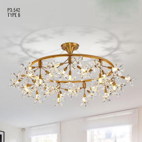 Joiya Hanging Lamp (PO542B)