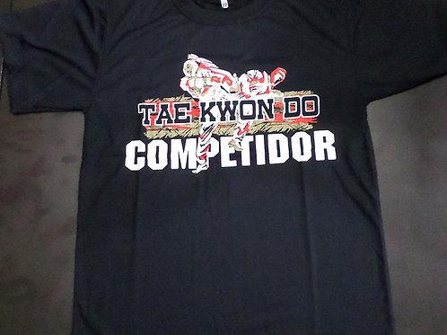 Camisa Taekwondo Competidor