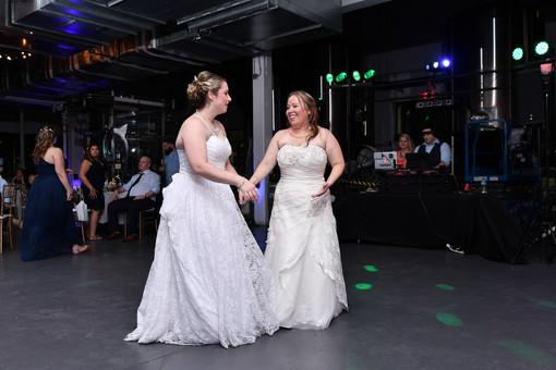 Ashley and Heathers Wedding