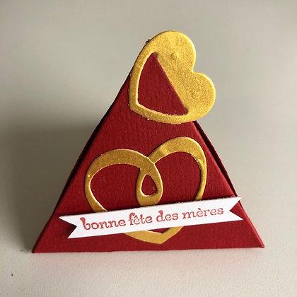 Pyramide ''Bonne fête des mères''