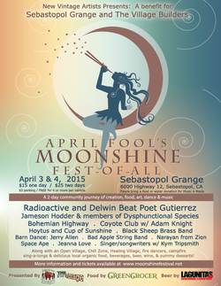 April Fool's Moonshine Fest-Of-All