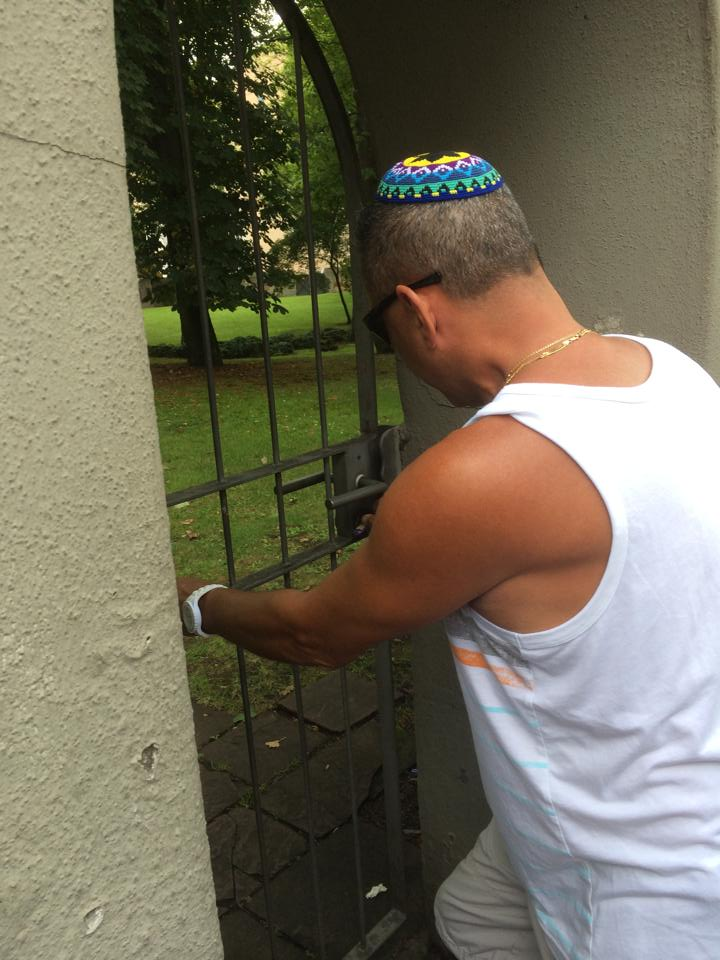 Sacred Jewish Cemetary