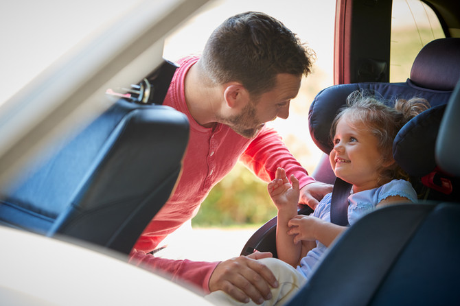 Summer Road Safety Tips For Drivers With Kids At Home