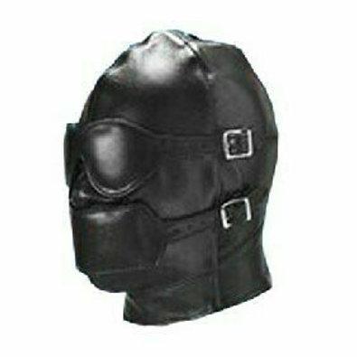 Luxury Mask Hood