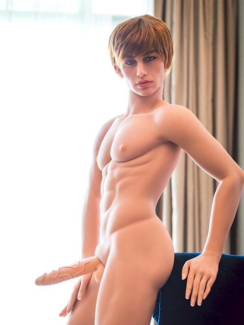 Jeffrey Male Sex Doll