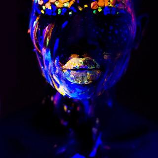 Glow Baby (Creative Makeup)