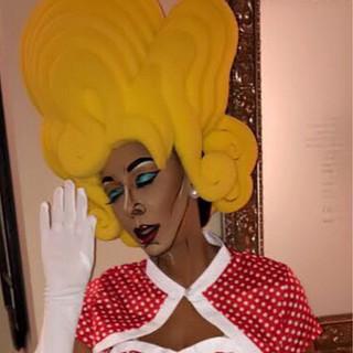 Pop Art (Creative Makeup)