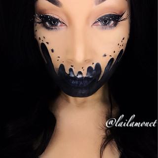 Melting Beauty (Creative Makeup)