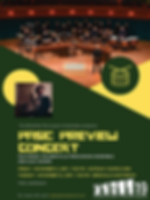 The Birdville Percussion Ensemble presen