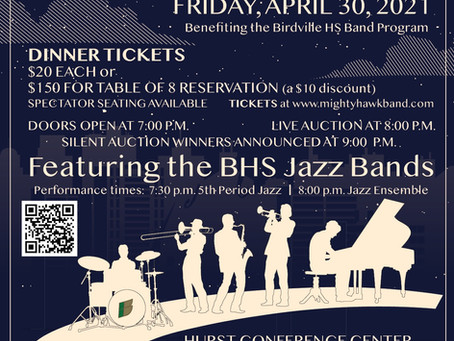 Jazz Dinner - QR Ticket Purchase