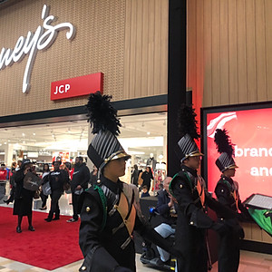 Mighty Hawk Band at Penney's Re-Opening