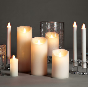 Abbott Collection Reallite Candles