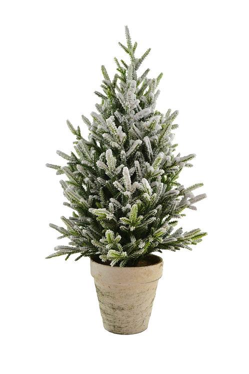 Winter White Topiary